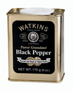 Watkins black pepper is Kosher