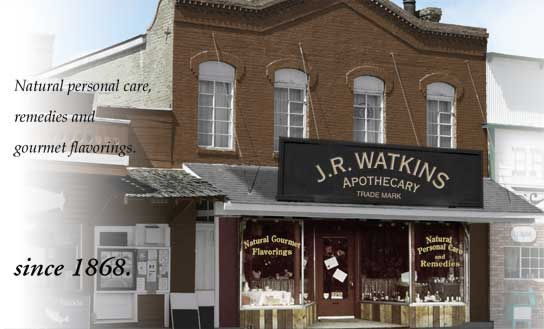 A Watkins Store At Your Door