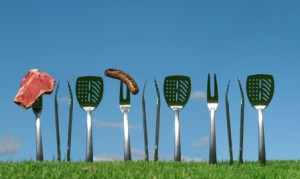 basic barbecue tools