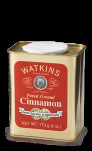 Watkins-Cinnamon