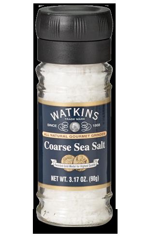 Sea Salt & Grinder