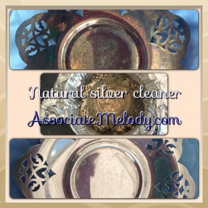 natural silver cleaner