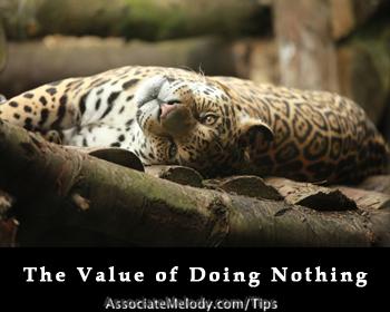 1.doing-nothing