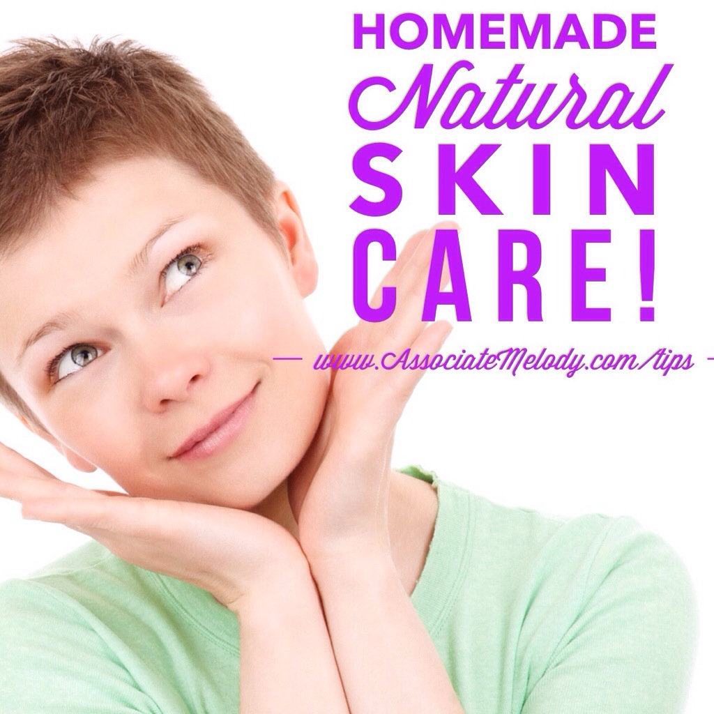 How to make natural skin care products