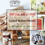 Win Watkins natural products