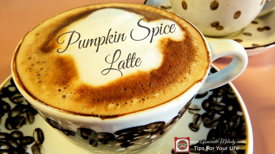 homemake pumpkin spice latte