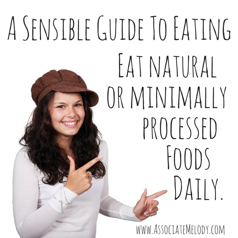 A Sensible Guide To Eating
