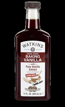 Watkins Baking Vanilla 11oz