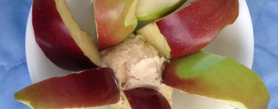 Caramel Apple Fruit Dip