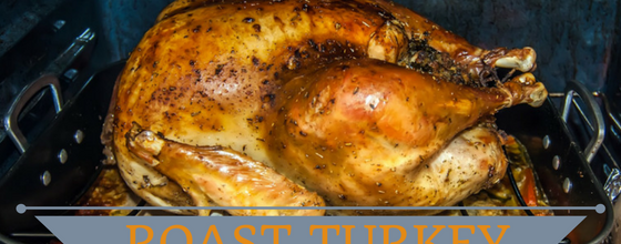 Classic Roast Turkey with Sausage and Apple Stuffing