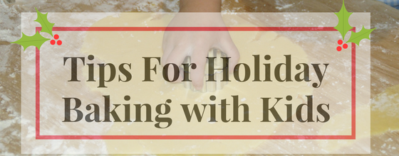 Holiday Baking with Your Children