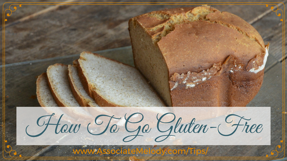 tips how to go gluten-free