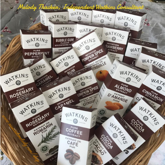 Watkins Extracts And Flavorings: Independent Watkins Associate