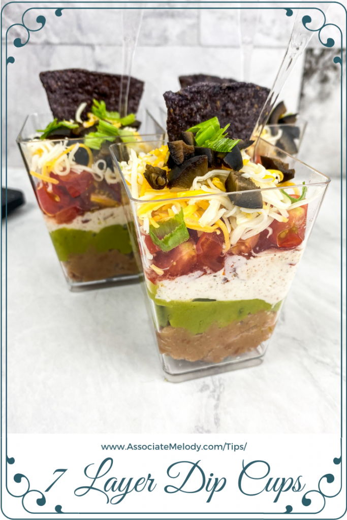 7-Layer Dip Cups