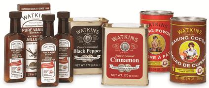Watkins gourmet baker essentials
