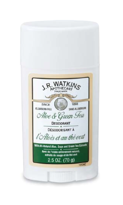 Watkins Aloe and Green Tea Deodorant