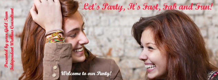 Host a facebook party
