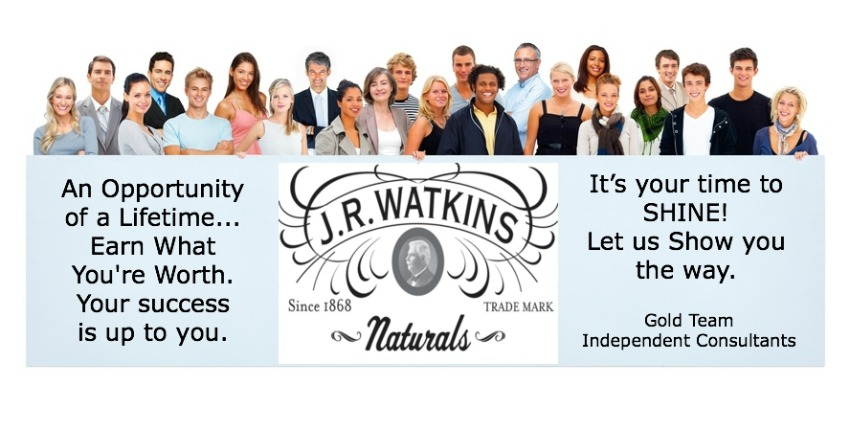 let us show you how to start your own Watkins business