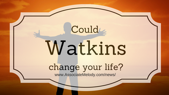 Could Watkins change your life?