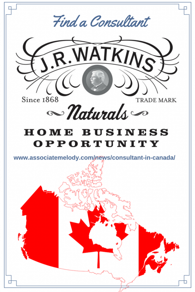 find a Watkins consultant in Canada