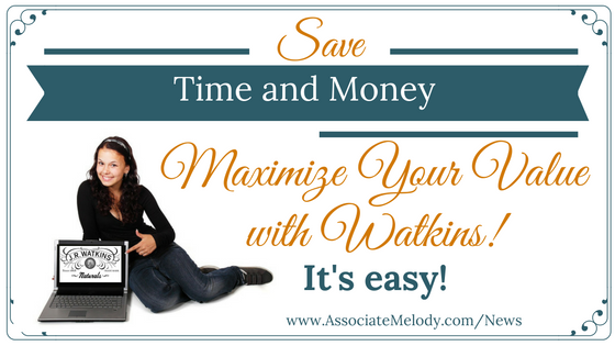 maximize your value by becoming a Watkins consultant