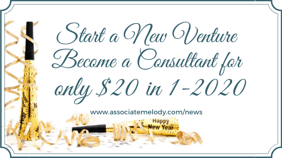Start a new venture, become a Watkins Consultant in 2020
